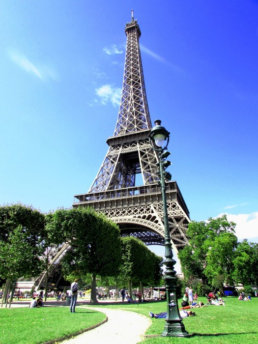 trip to paris 5