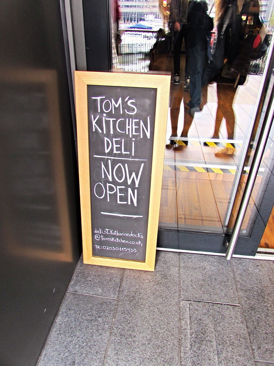 Toms Kitchen Deli