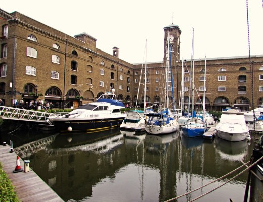 St Kathryn's Dock