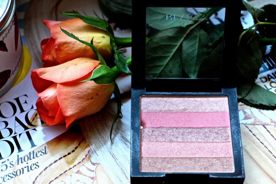 Revlon Highlighting Palette in Rose Gold