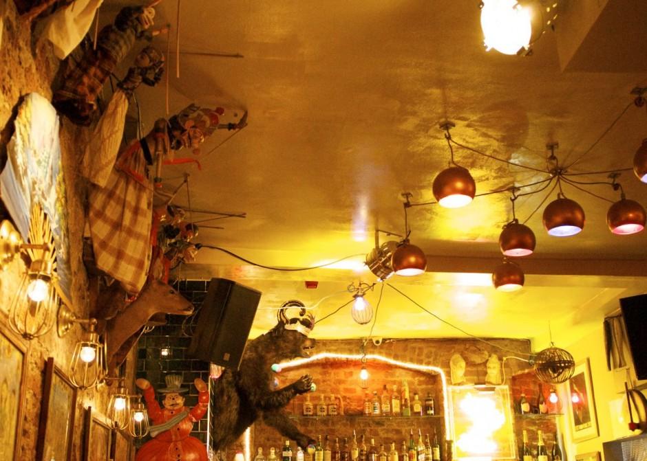 Shorditch Bars