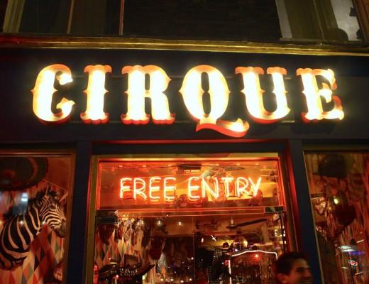 cirque shoreditch