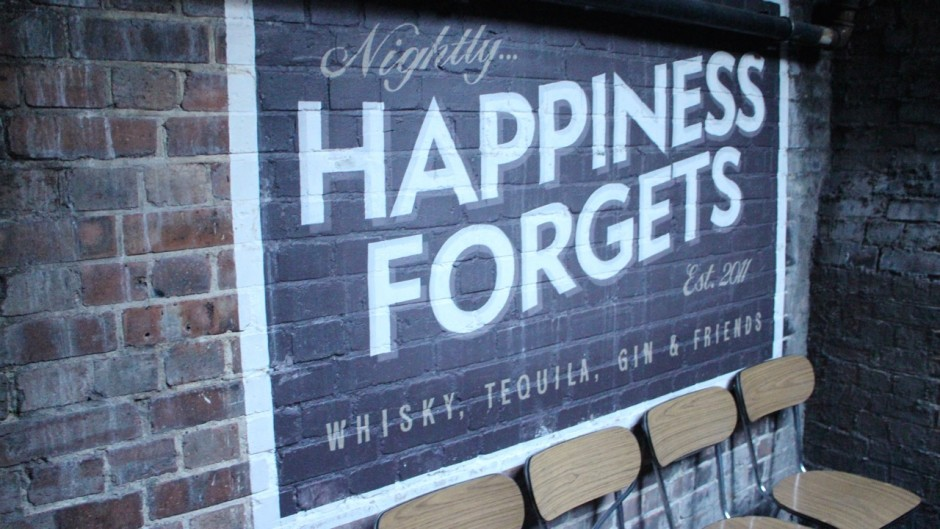 Happines Forgets