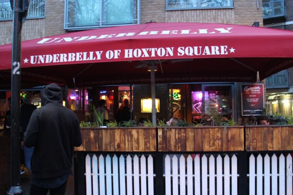 Hoxton Underbelly