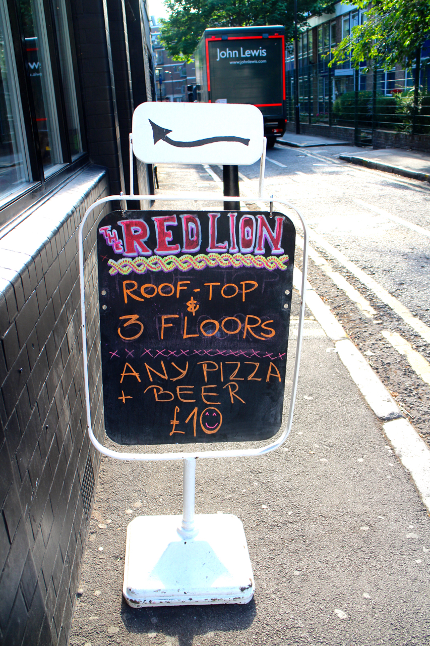 Red Lion 1