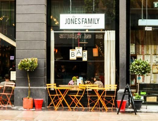 The Jones Family Project
