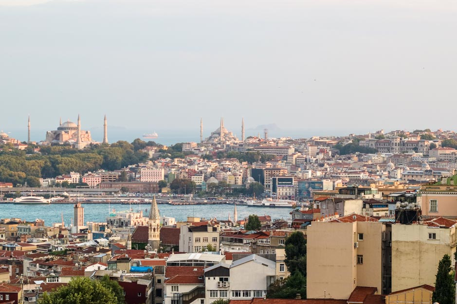 48hrs in Istanbul