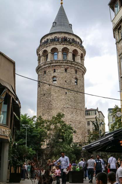 Galata Tower istanbul 3