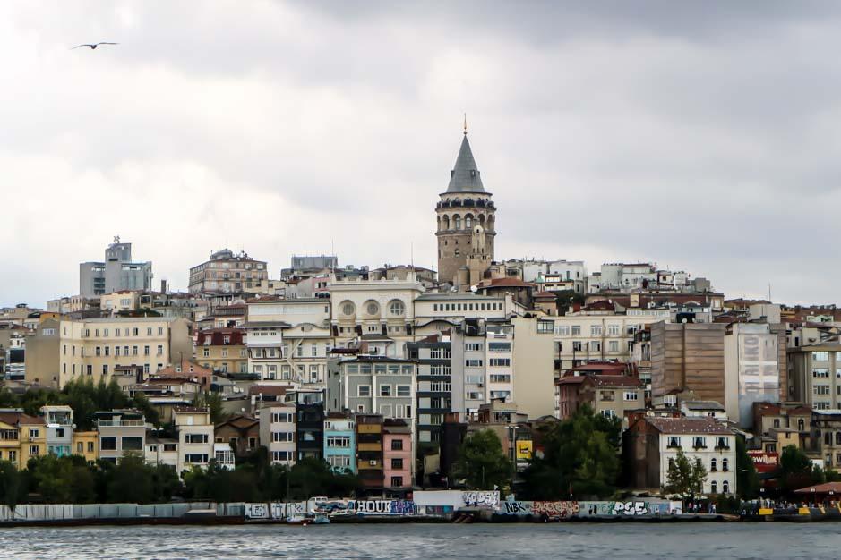 Galata Tower istanbul_