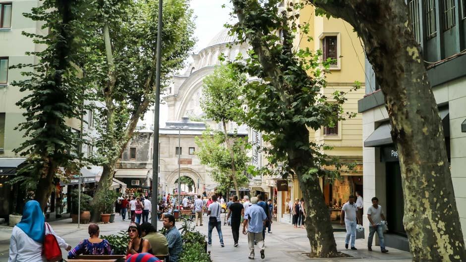 Grand Bazar istanbul 1