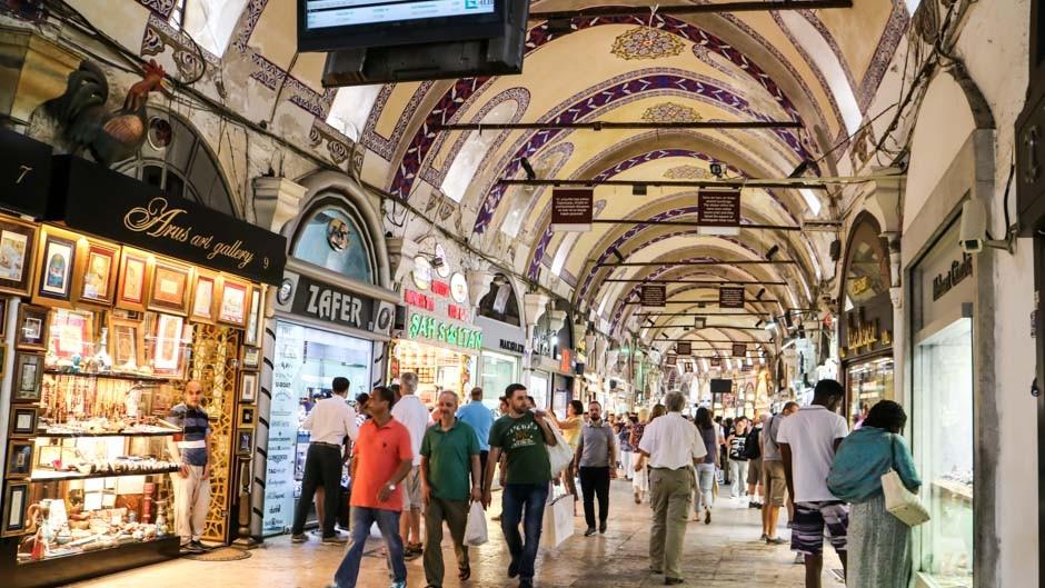 Grand Bazar istanbul 3