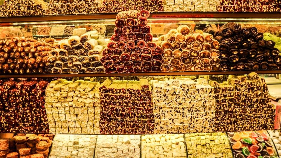 Grand Bazar istanbul 6