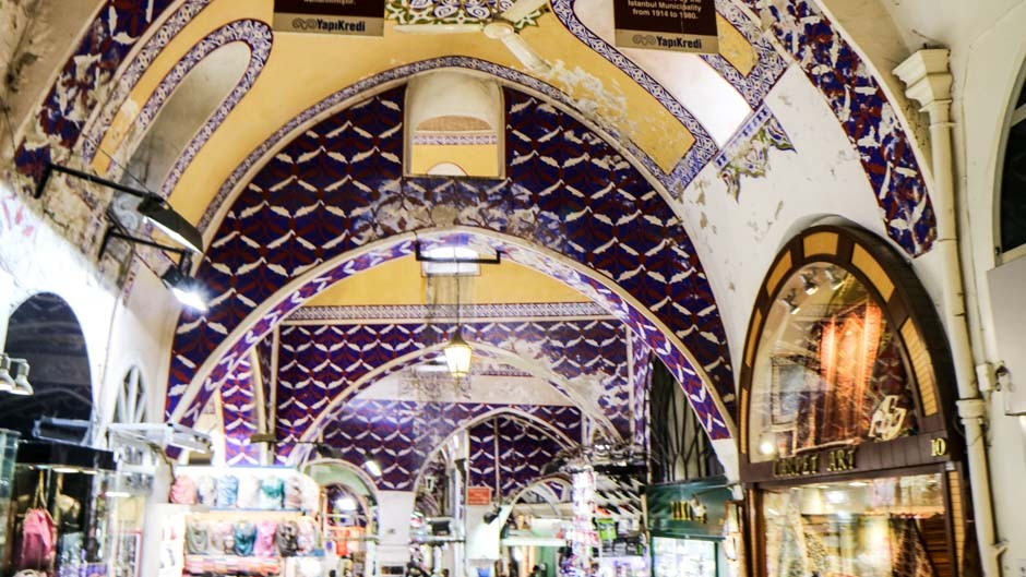 Grand Bazar istanbul 7