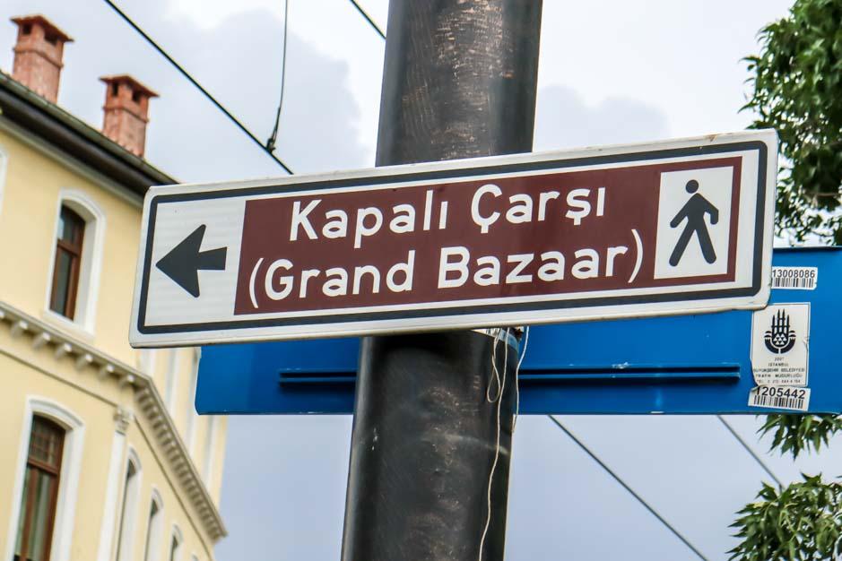 Grand Bazar istanbul_