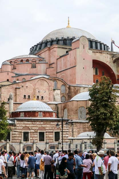 Hagia Sophia istanbul 2