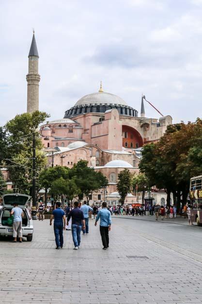 Hagia Sophia istanbul 3