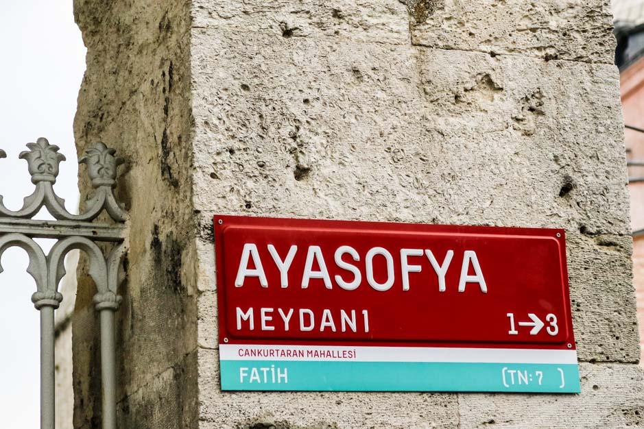 Hagia Sophia istanbul 4