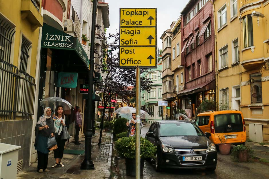 Topkapi istanbul_