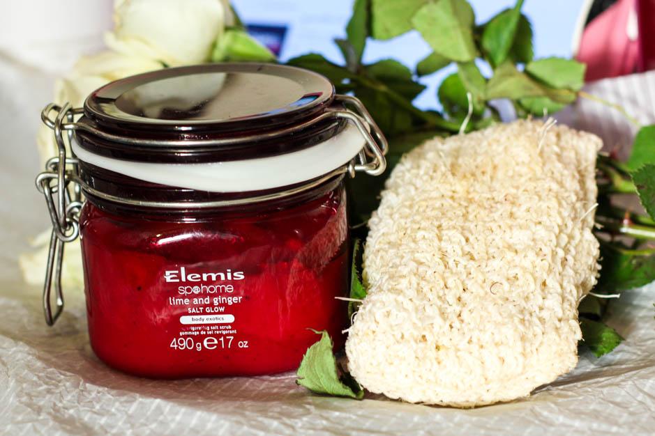 ELEMIS Exotic Lime & Ginger Salt Glow