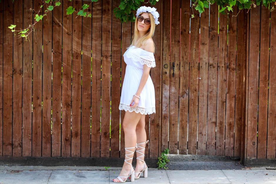 white dress 7