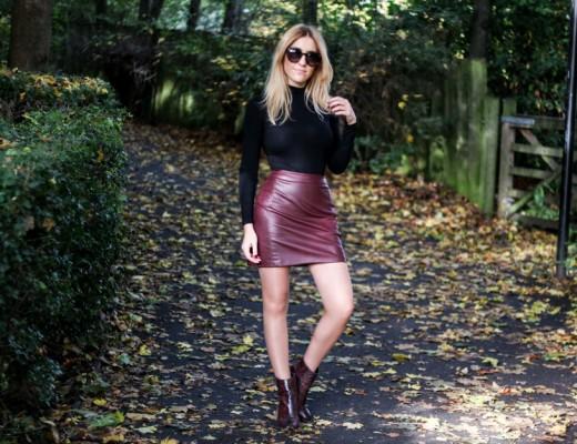 Autumn fashion trend