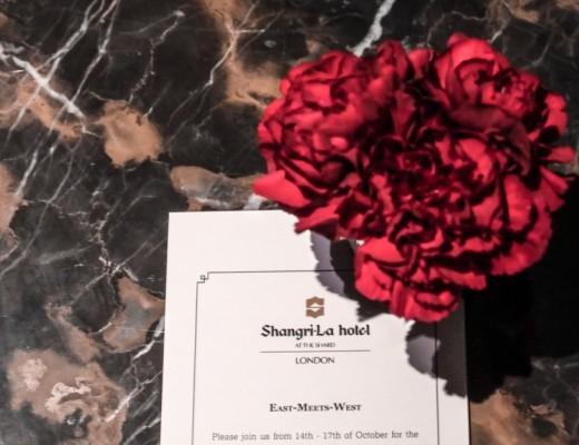 Shangri La shard
