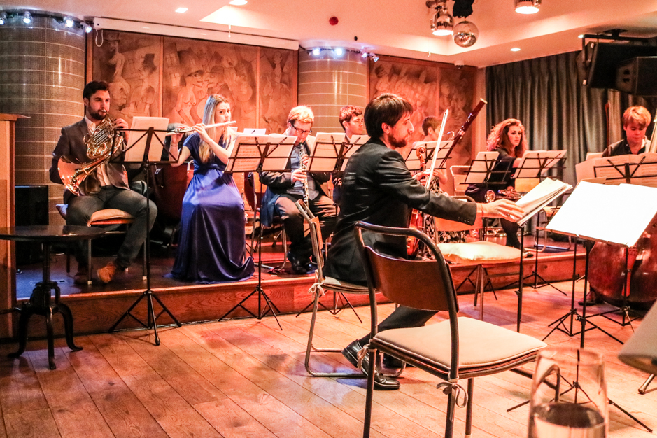The Arensky Chamber Orchestra 2
