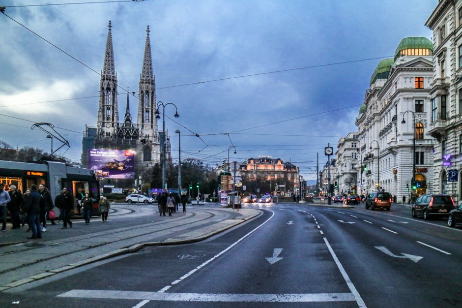 48hrs in Vienna