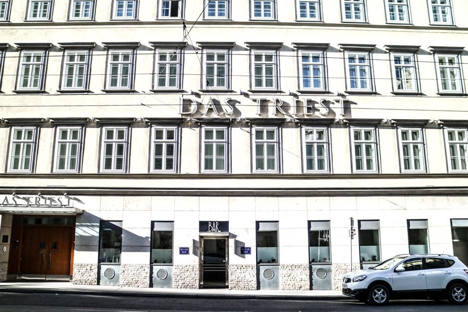 Weekend at Das Triest Vienna