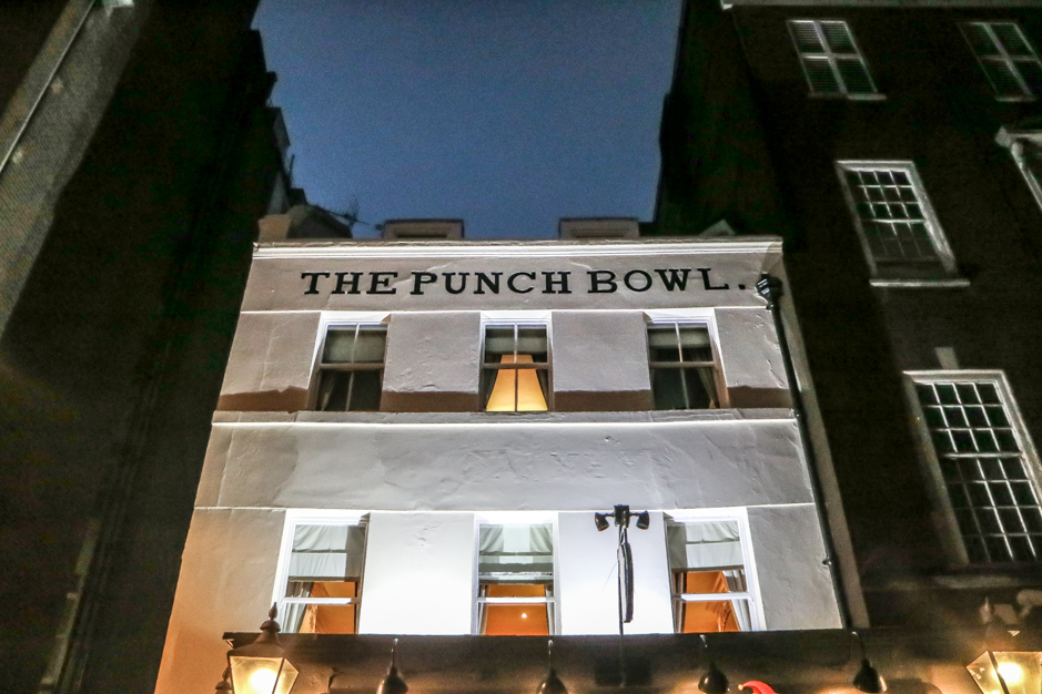 The Punchbawl Mayfair_