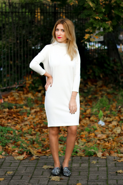 White outfit 7