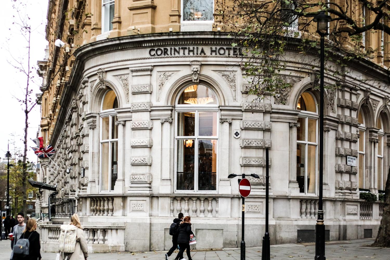 Festive Afternoon Tea At Corinthia Hotel London