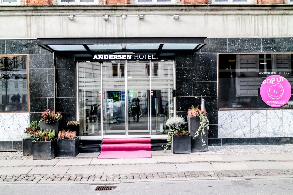 our stay at andersen boutique hotel copenhagen. Black Bedroom Furniture Sets. Home Design Ideas