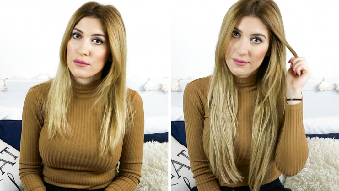 Irresistible Me Hair Extensions Full Review And How To Clip Them