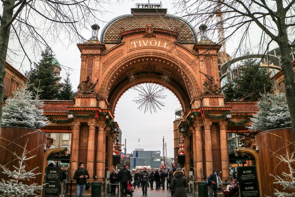Visit to Tivoli Gardens