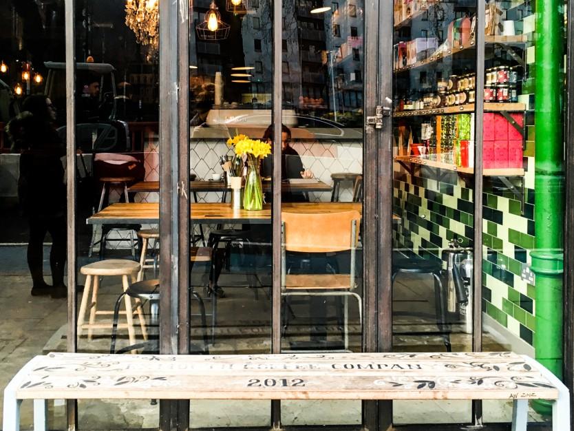 Grounded Café Company