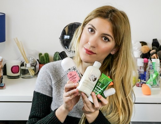 the body shop favourites