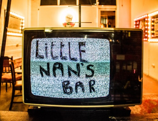 The Little Nan's Bar Shoreditch London