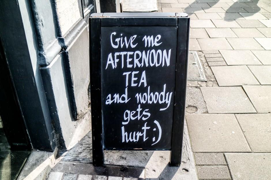 Piacha Tea Bar London 10