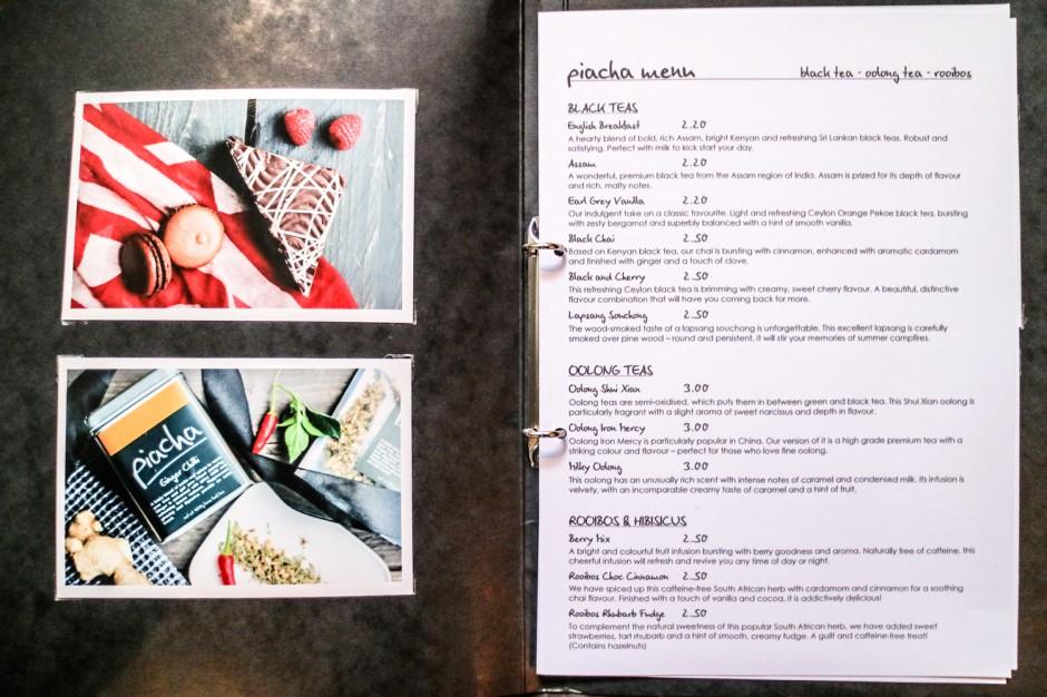 Piacha Tea Bar London 11