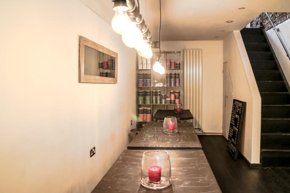 Piacha Tea Bar London 12