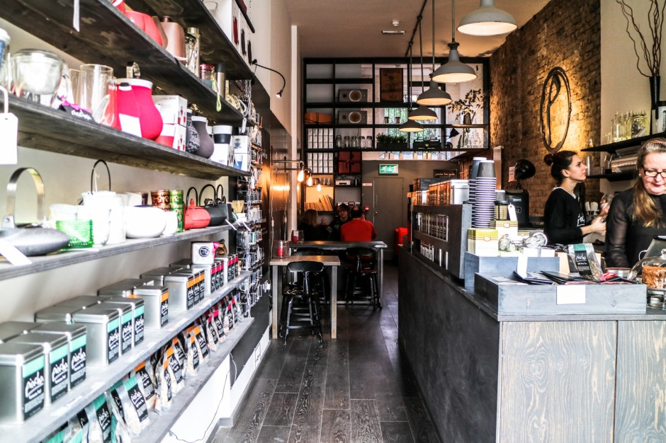 Piacha Tea Bar London 25