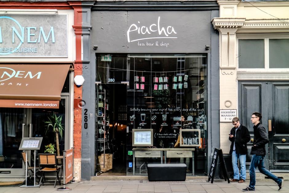 Piacha Tea Bar London 26