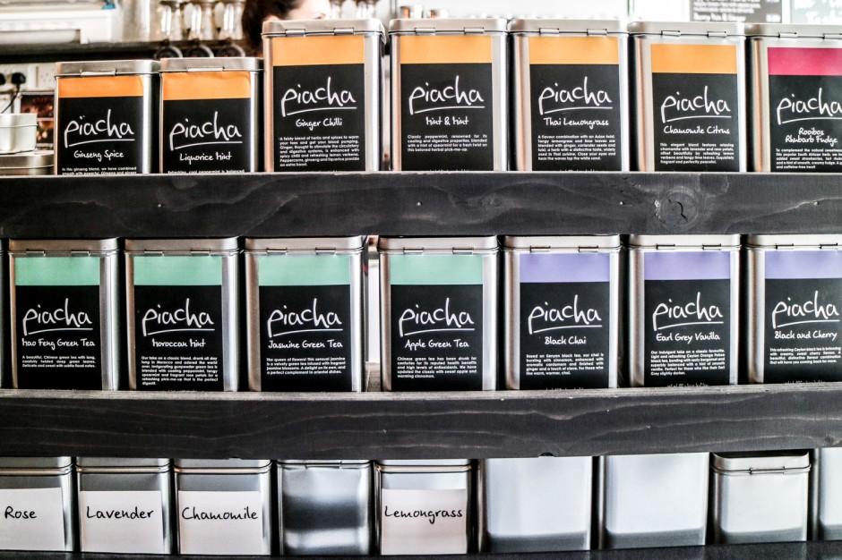 Piacha Tea Bar London 4