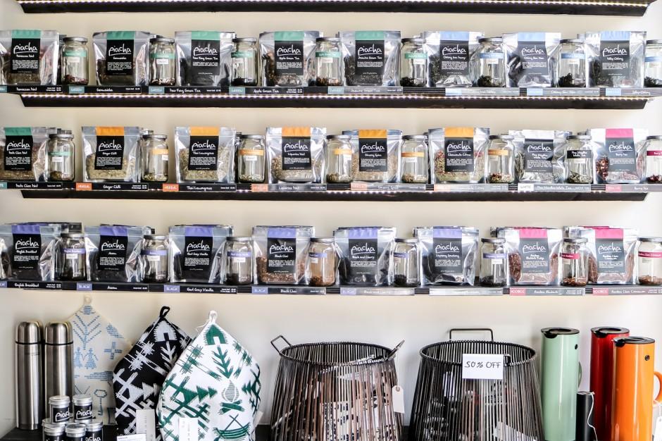 Piacha Tea Bar London 5