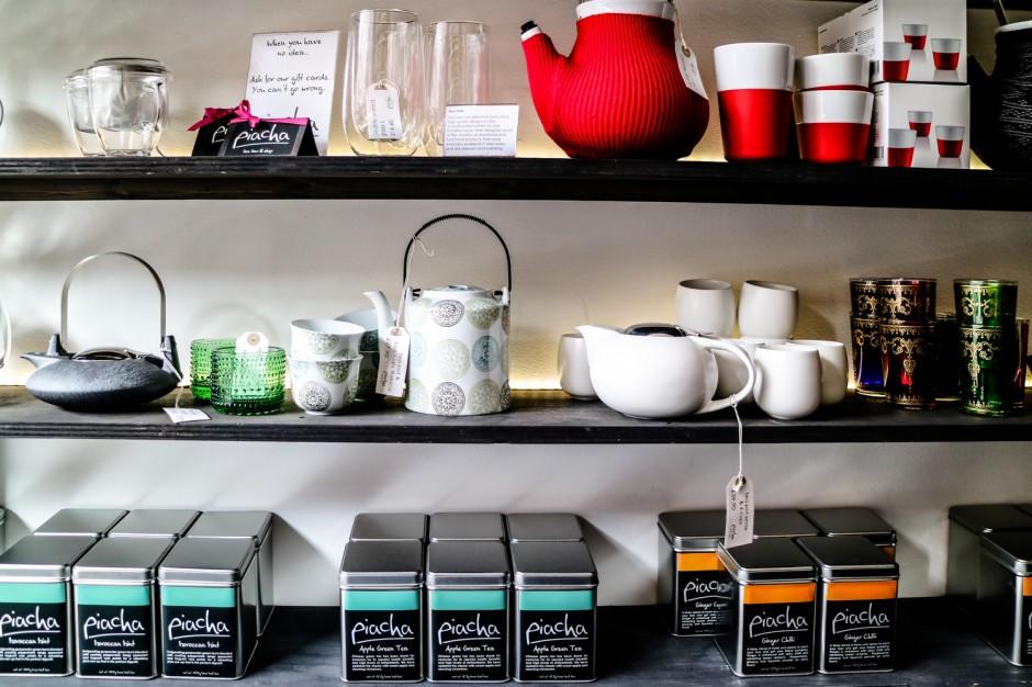 Piacha Tea Bar London 9