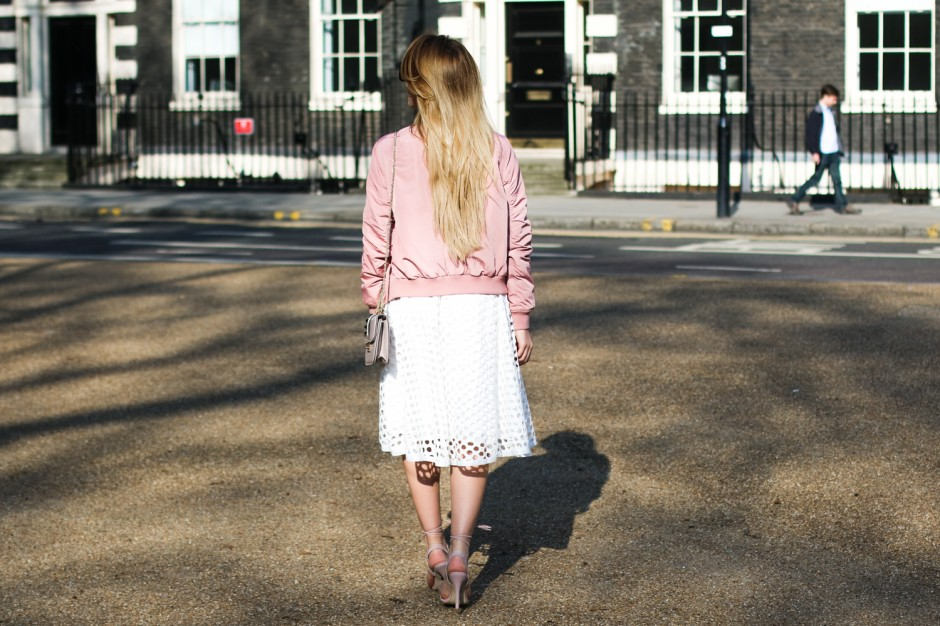 Pink Bomber SS16 Fashion Trend