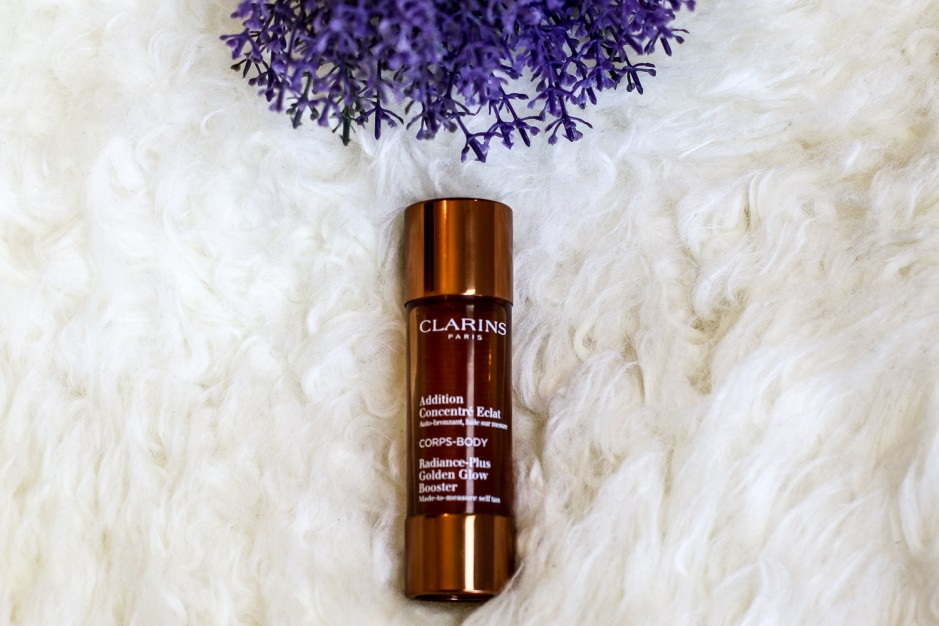 Gradual Tanning with Clarins_