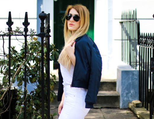 How to Style – White Jeans
