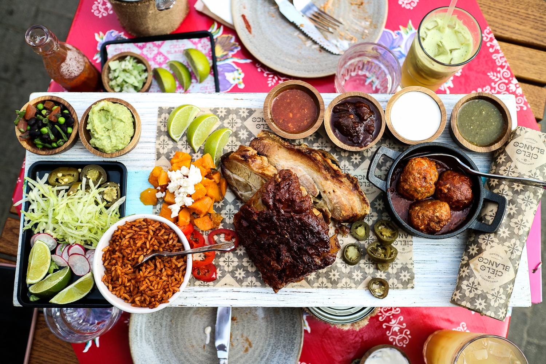 Cielo Blanco Mexican Restaurant